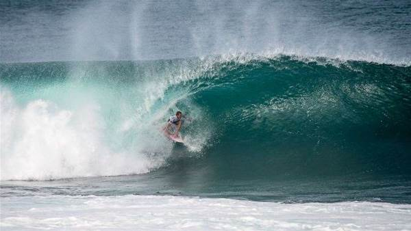 Adriano de Souza Staying At J.O.B's House for Pipe Masters