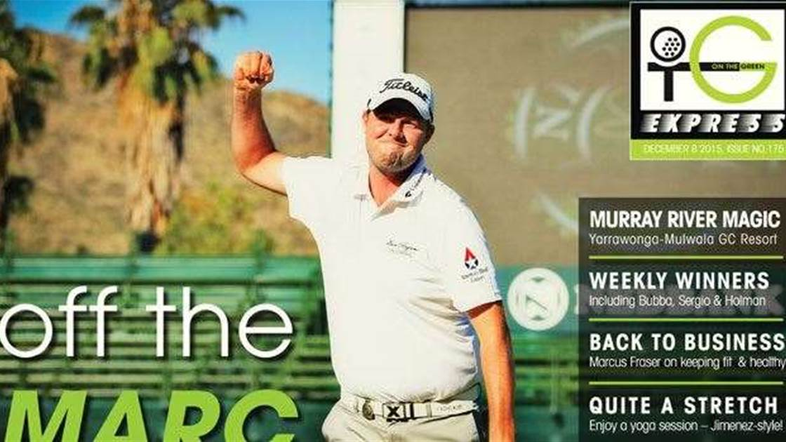 OTG Express Issue 175: Euro Tour Aussie Double