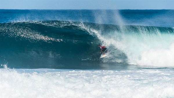 Pipe Masters Round 2: The Full Brazilian