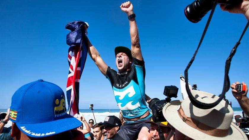 How Mick Fanning Won His World Title In 2013