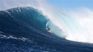 The Most Groundbreaking Day in Big Wave Surfing
