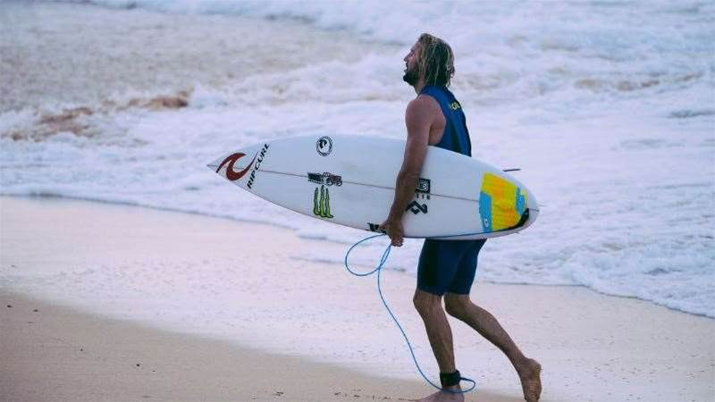 Owen Wright Withdraws From Pipe Masters With Injury