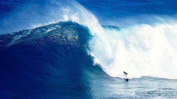 Peahi Challenge Gets Green Light For Sunday