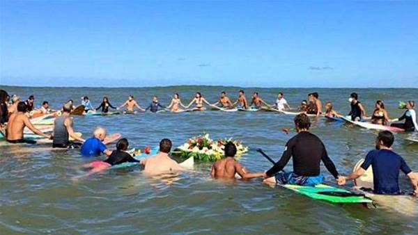 West Australian Surfers Honoured With Paddle Out in Mexico