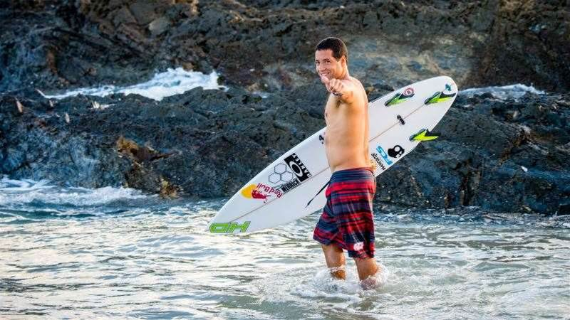 Adriano de Souza Hasn't Made A Heat In Hawaii