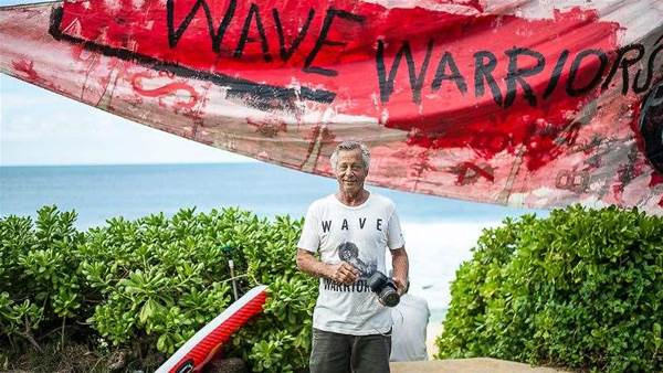 Wave Warriors Of The Future and Axel Irons Turns Five
