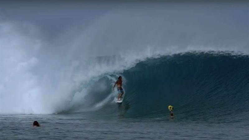 Mick Fanning, Luke Hynd And Dillon Perillo Head To Indo