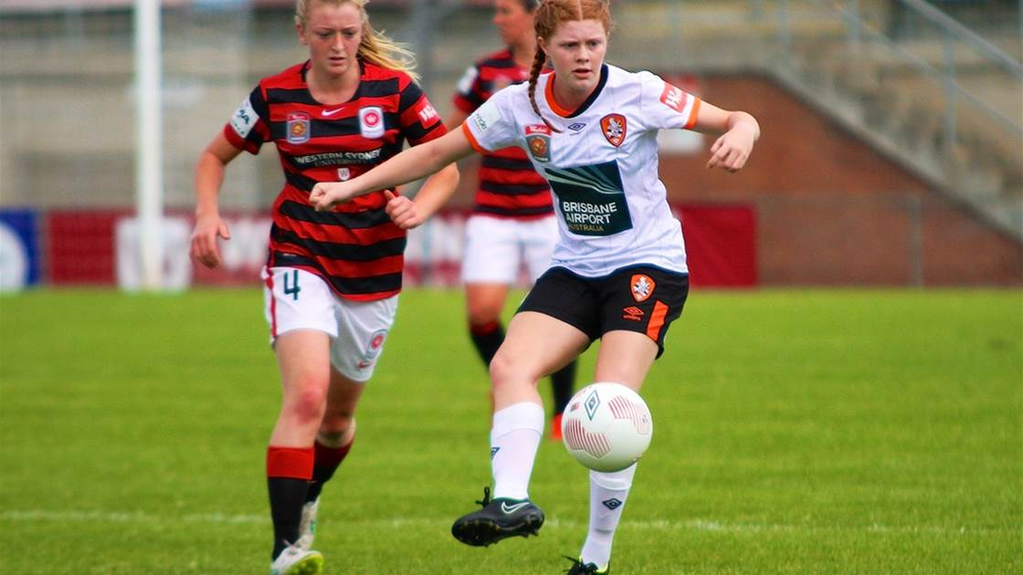 Cortnee Vine happy for W-League chance