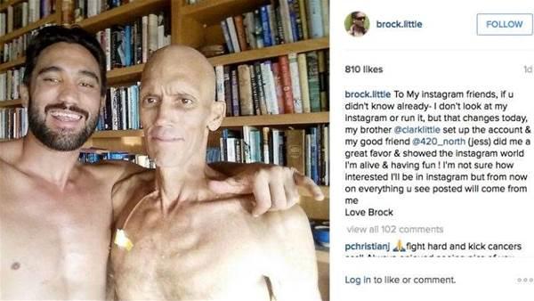 Brock Little Breaks News of Cancer Illness
