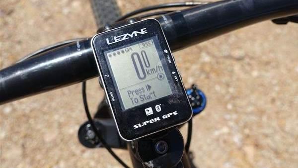 First Look: Lezyne Super GPS Computer
