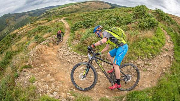 Epic Cymru - trail riding Wales' finest