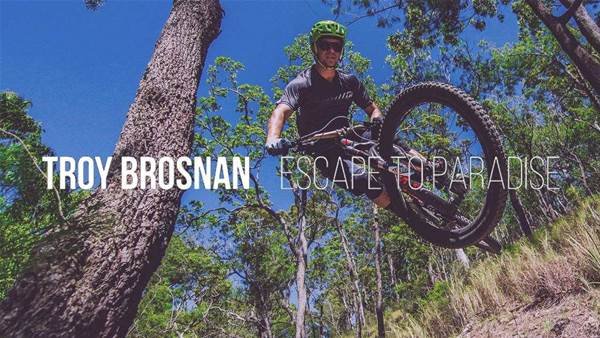 Troy Brosnan / Escape to Paradise