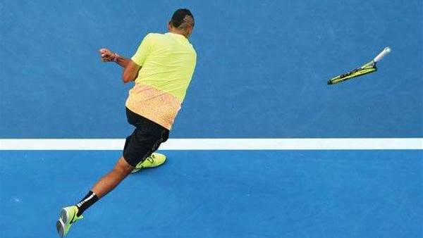 Can Nick Kyrgios swap the circus for the circuit?
