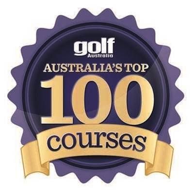 RANKING: Australia's Top-100 Courses for 2016