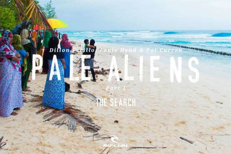 Pale Aliens: The Search Returns