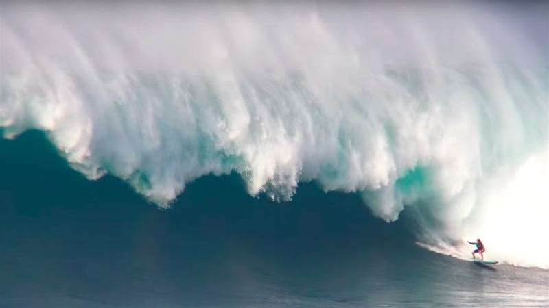 The Best Wipeouts From Jaws