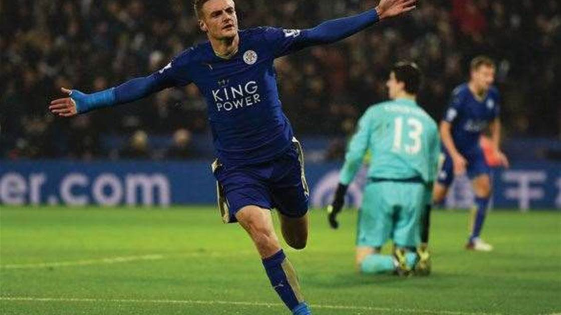 EPL's Leicester City among this month's winners