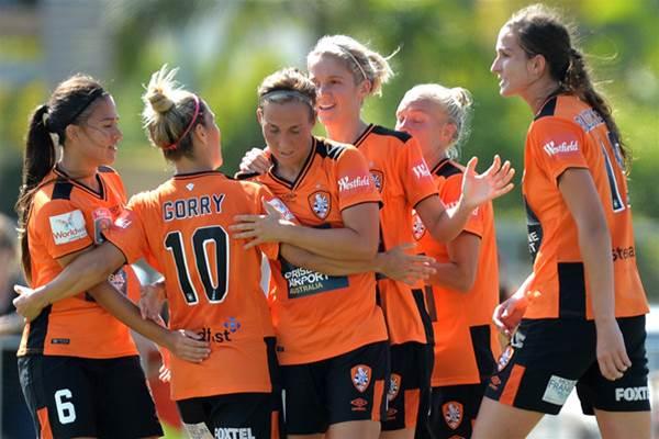 Brisbane Roar move one step closer to last finals spot