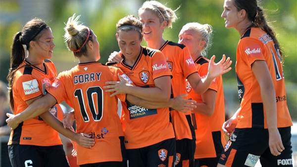 Brisbane Roar move one step closer to last finals spot