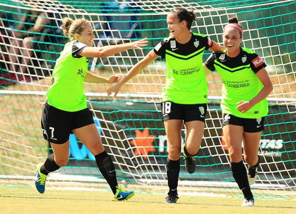 Comfortable Canberra United secure home semi final