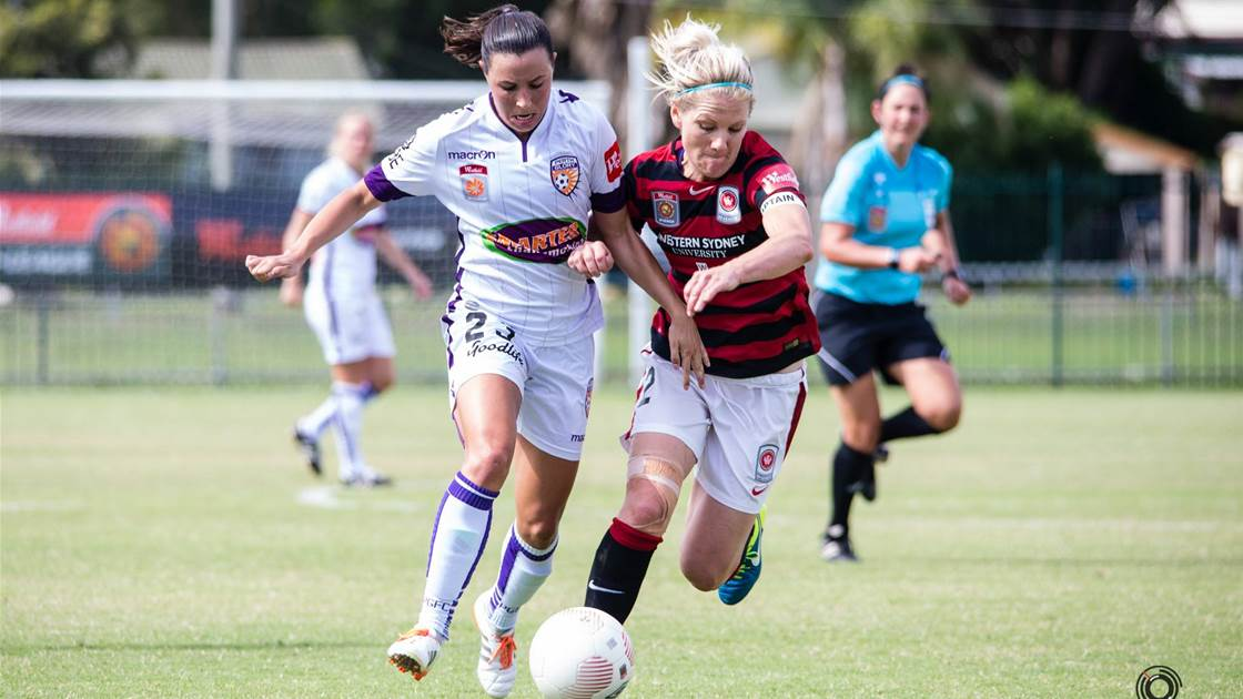 Wanderer close out season with 2-0 win over Perth