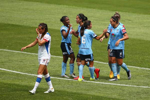 Sydney FC secure record 8th finals series