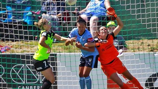Referees review concludes 'an error was made leading to Sydney FC's goal'