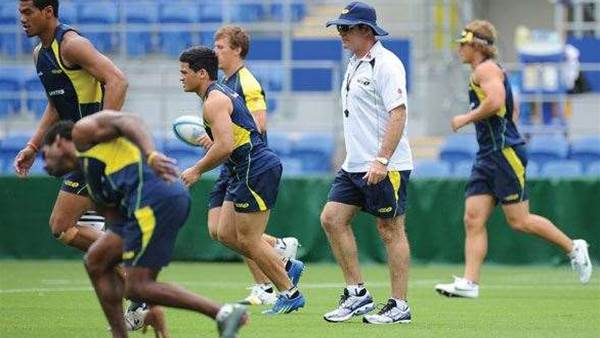 Michael O'Connor still an asset to Aussie 7s squads