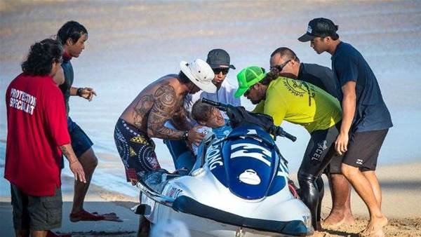 Bede Durbidge Withdraws From Snapper Rocks