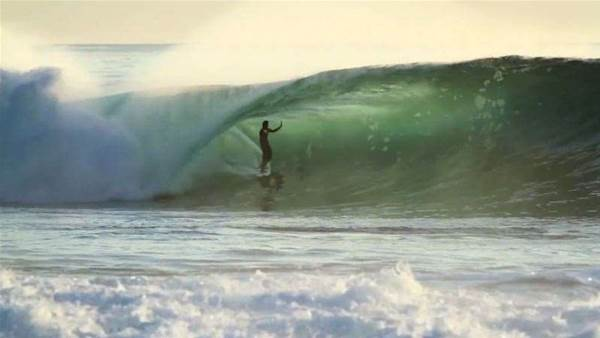 Clay Marzo Puts His Right Foot Forward In West Oz