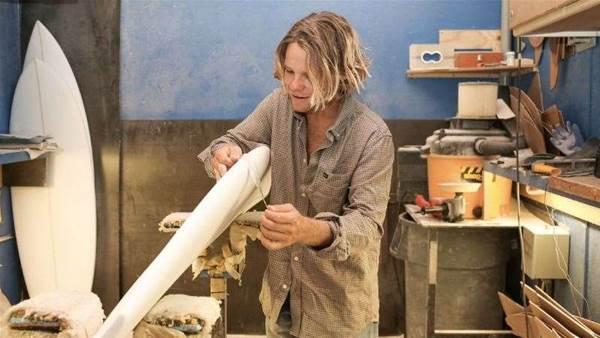 Surfboards: Ellis Ericson Talks Hand Shaping