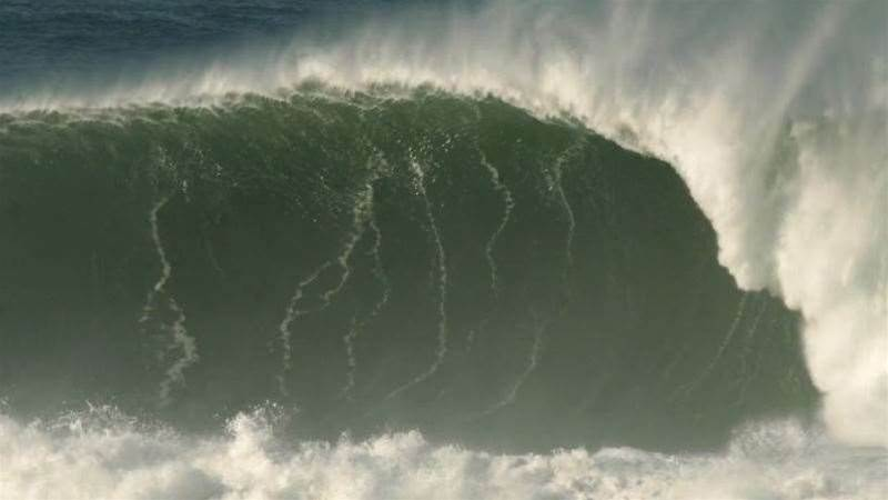 11 Hours At Mavericks