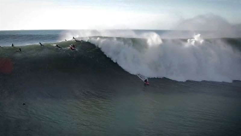 Mavericks From The Sky