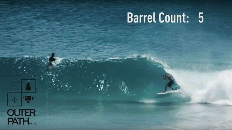 Mitch Parkinson: Seven Barrels, One Wave
