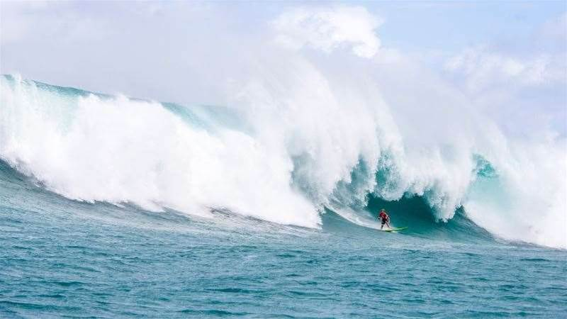 Scenes From The Eddie Aikau Invitational