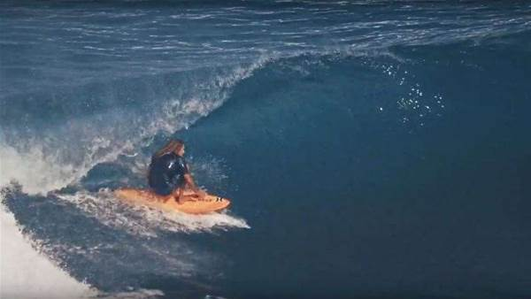 Rob Machado Finds His Balinese Groove