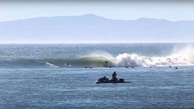 Dane Reynolds, Yadin Nicol And Friends At Sandspit