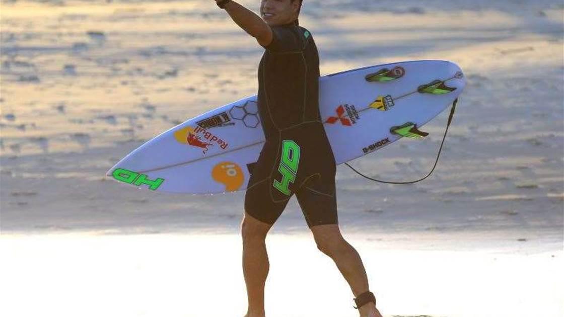 News: Adriano de Souza Returns To Snapper Rocks