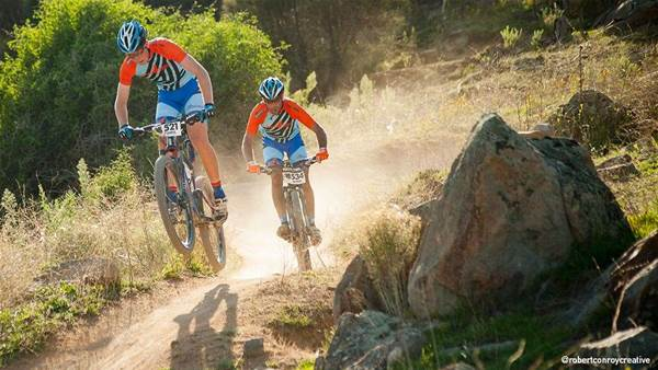 Trek Racing Australia wash out the AMB100