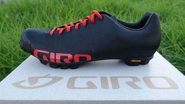 FIRST LOOK: Giro Empire VR90 Shoes