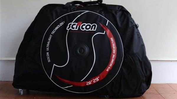 TESTED: Scicon AeroComfort MTB Bike Bag