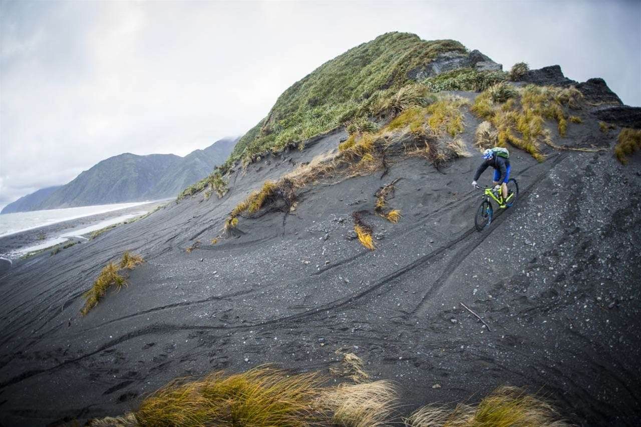 Railing the Rimutaka Trail