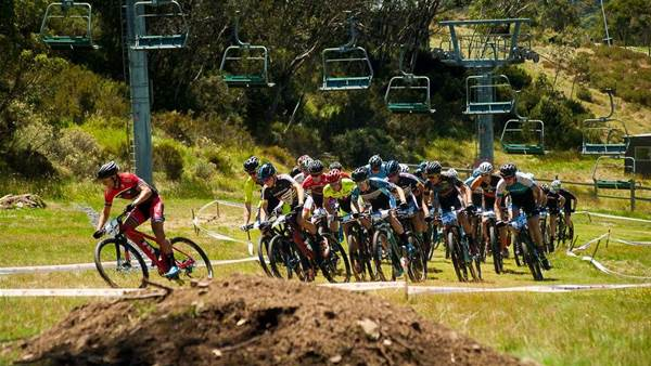MTBA National RD5 Thredbo XCO