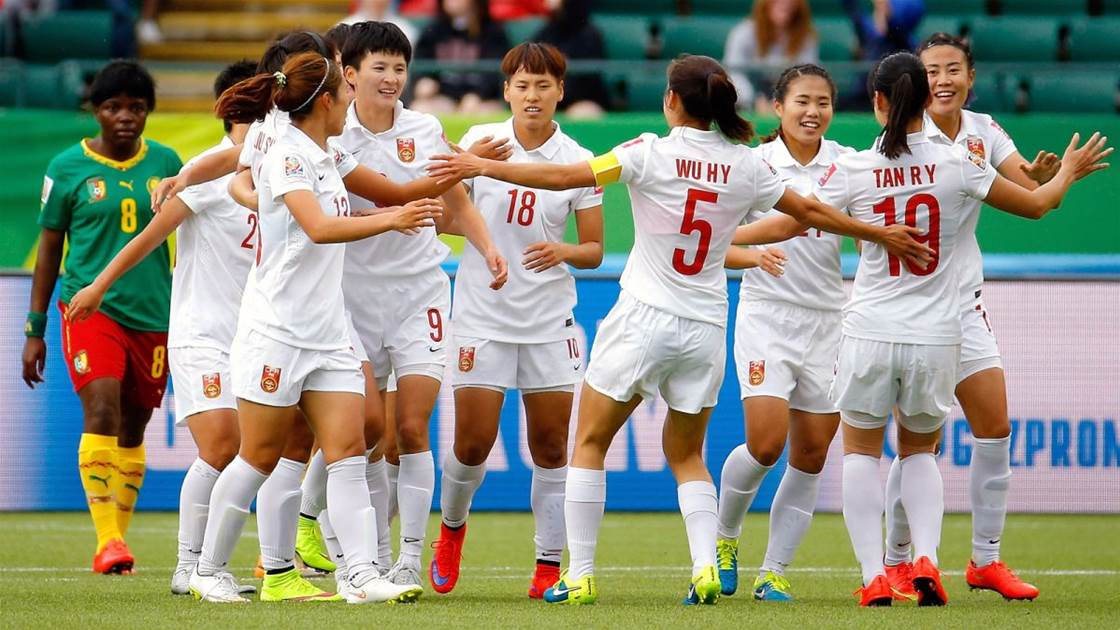 Bruno Bini names China's AFC Women's Olympic Qualifiers squad
