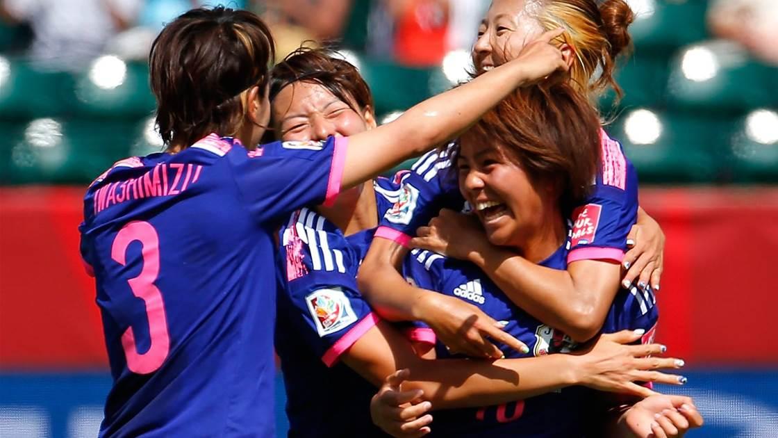 Norio Sasaki names Japan's Olympic Qualifiers squad