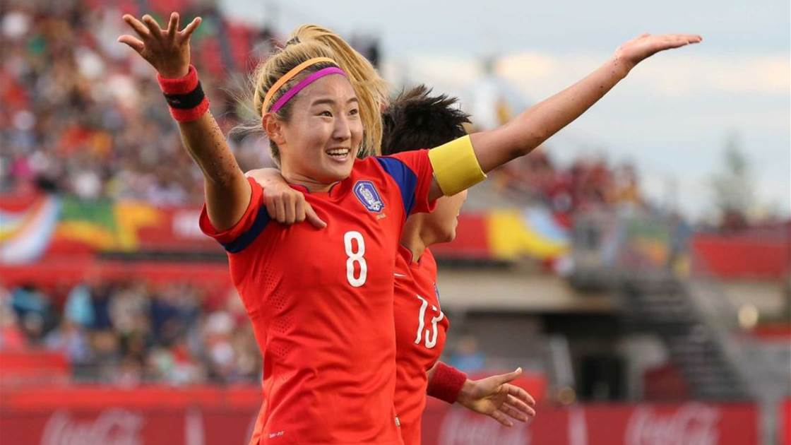 Korea Republic finalise 20 players Olympic Qualifiers squad