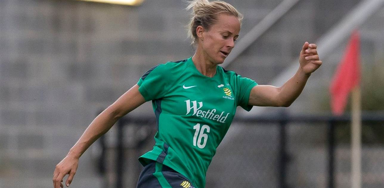 Aivi Luik poised for hard fought Matildas return