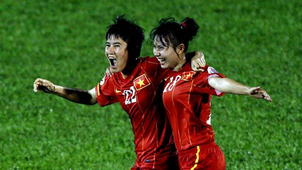 Mai Duc Chung names Vietnam's Olympic Qualifiers squad