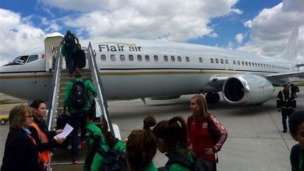 FFA respond to Sports Commission letter regarding travel standards for Matildas