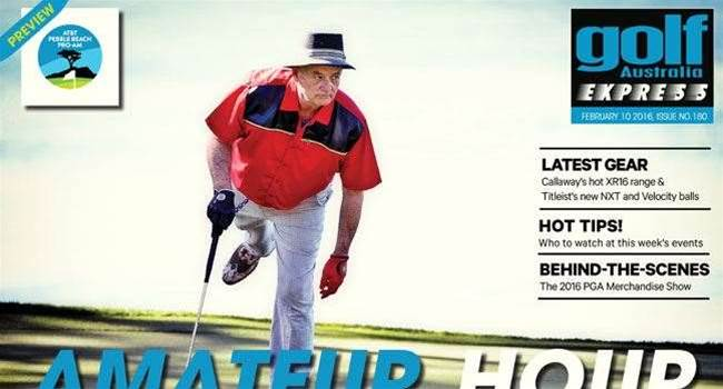 GA Express Issue 180: Amateur Hour at Pebble Beach